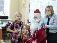 «Полицейский Дед Мороз»