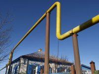Заозеро: еще два дома газифицировано
