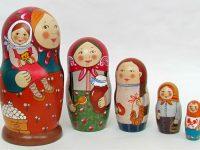В Комсомольске и области  выберут лучшую матрешку!