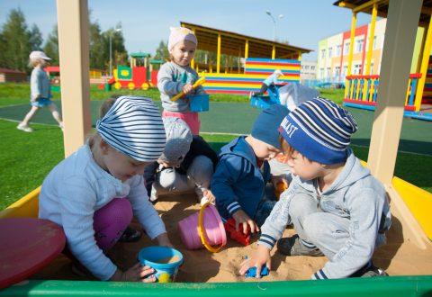 С 4 по 7 мая в детских садах откроются дежурные группы