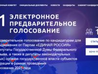 Ивановскую область на предварительном голосовании «Единой России» представят 48 кандидатов