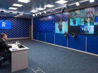 В «Единой России» заявили о создании единого волонтерского штаба для оказания помощи во время третьей волны пандемии