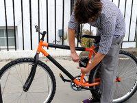 Проблема лета — кражи велосипедов
