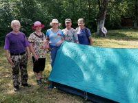 Комсомольские пенсионеры —  опытные туристы