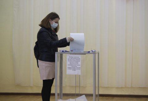 Предварительные итоги голосования на выборах депутатов Государственной Думы ФС РФ восьмого созыва  17-19 сентября 2021 года